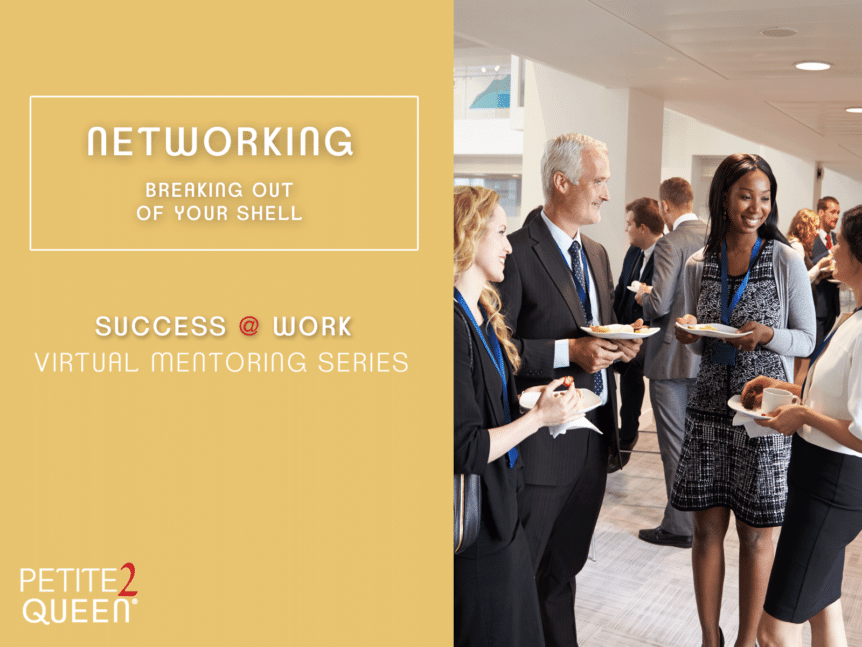How to Break Out of Your Shell and Network Like a Pro