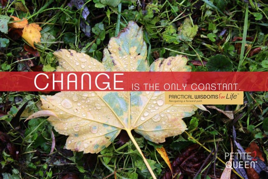 Change Constant
