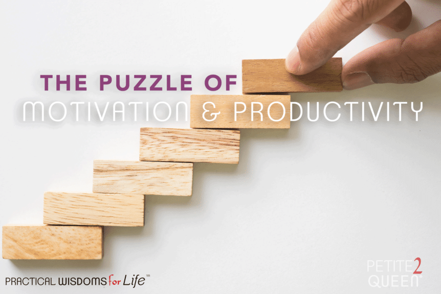 the puzzle of motivation and productivity