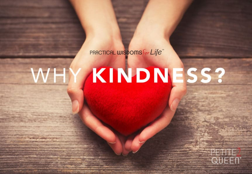 Why Kindness?