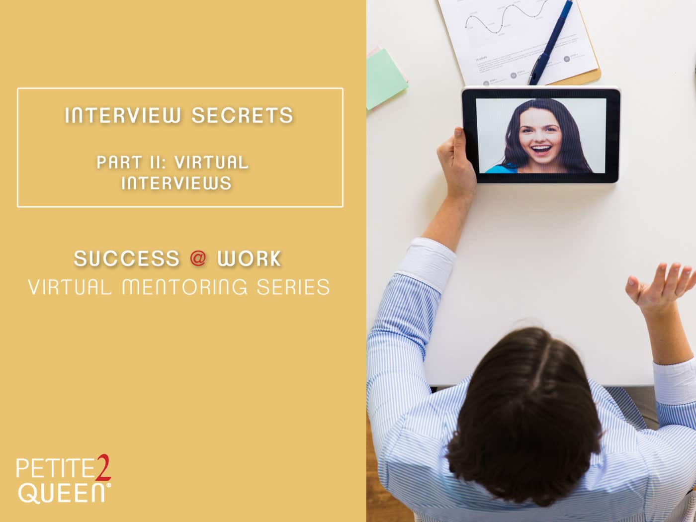 Virtual Interviews