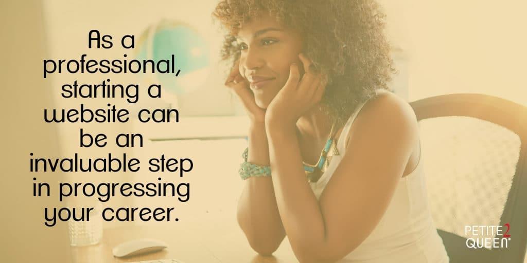 Start a Website - Invaluable Step