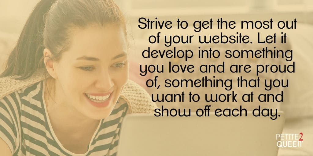 Start a Website - Proud