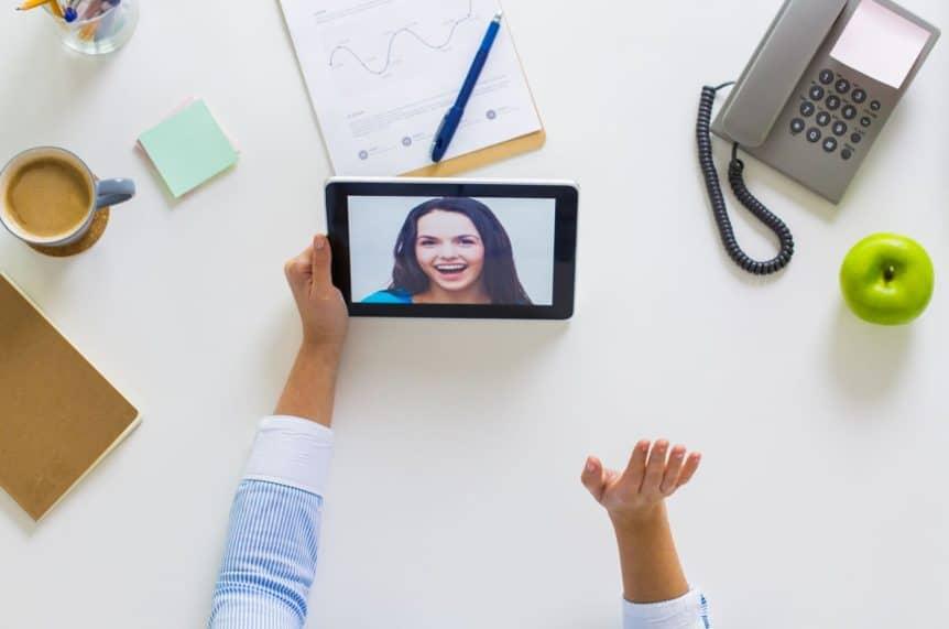 Virtual Meetings in sales