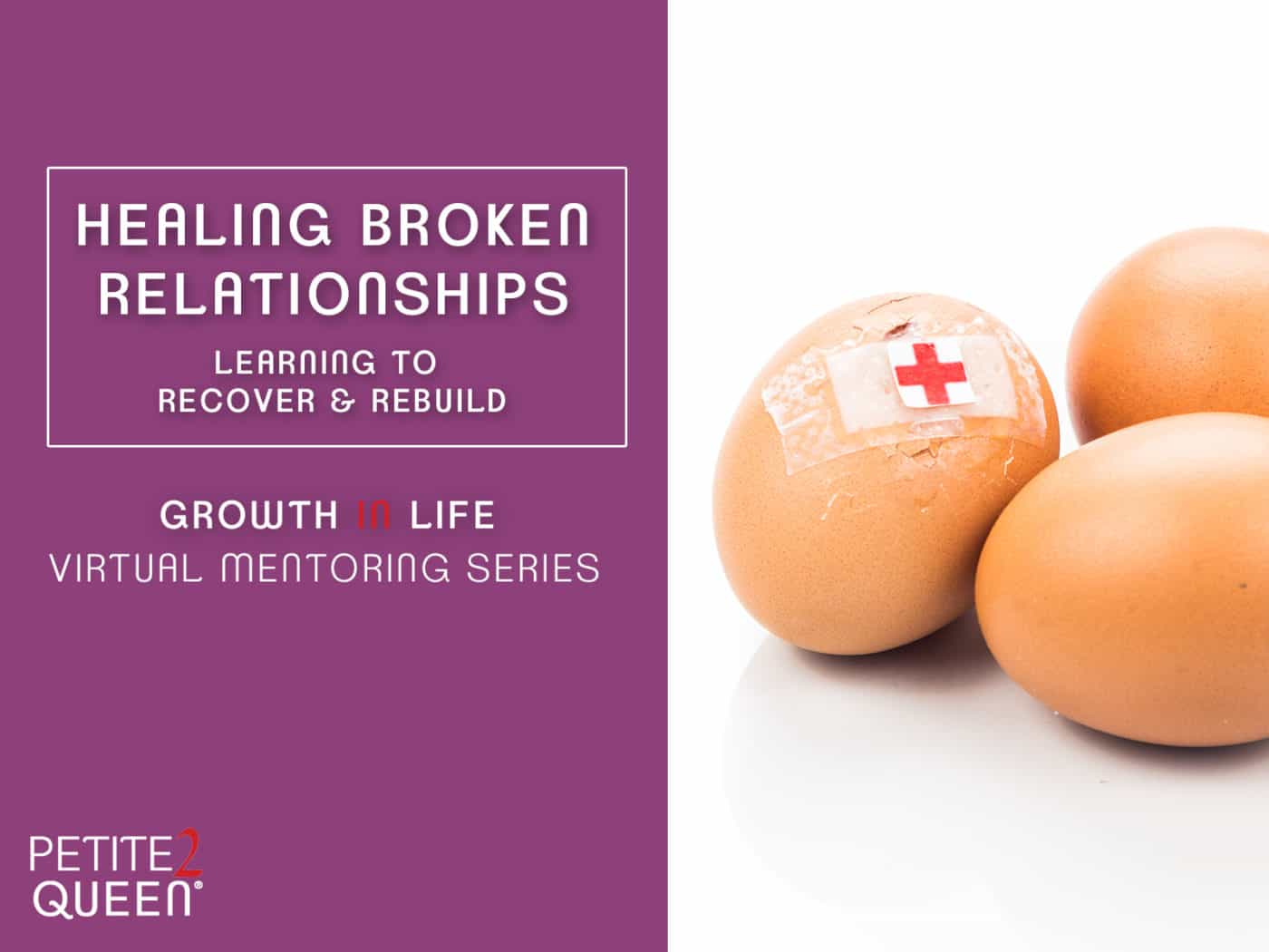 Healing Broken Relationships