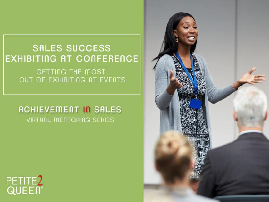 Sales Success Exhibiting at Conference Webinar