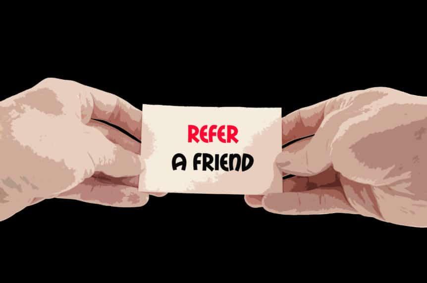 Friend's Job Referral