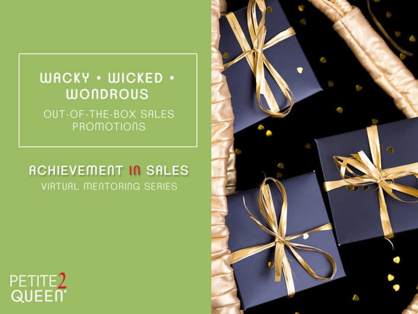 Wacky Wicked Wondrous - Out-of-the-Box Sales Promotions