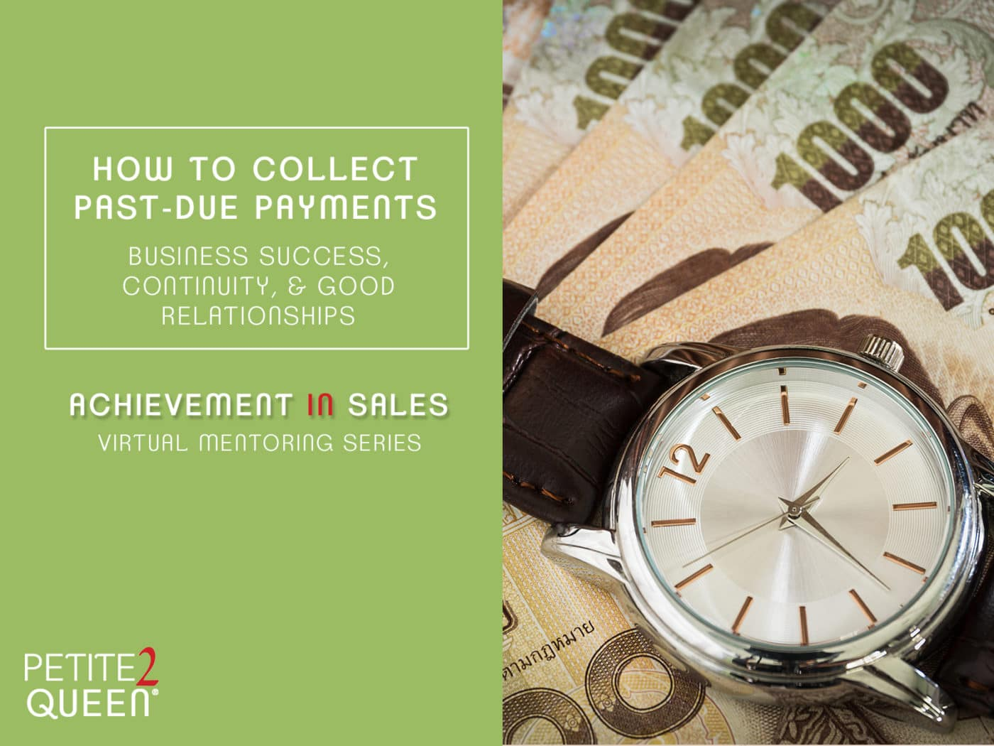 How to Collect Past-Due Payments