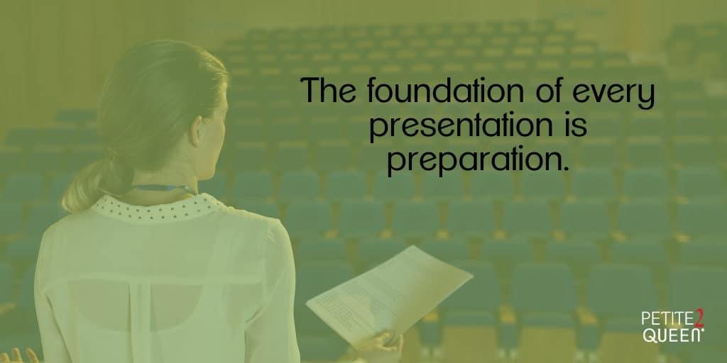 Blog - Presentation - Prepare!