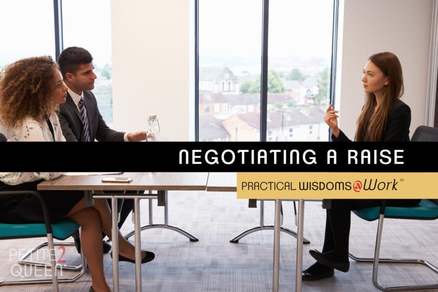 Women Negotiating Raises