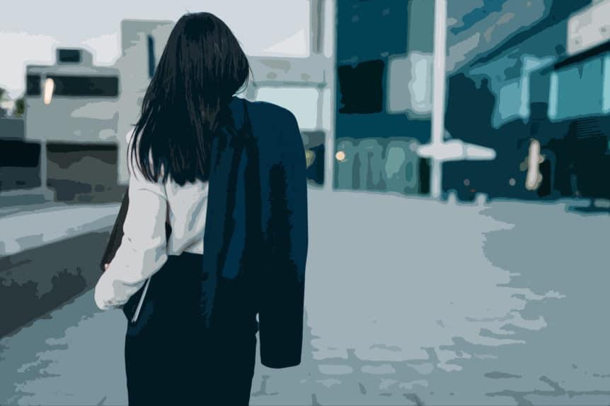 Female Entrepreneur Relocating to New City