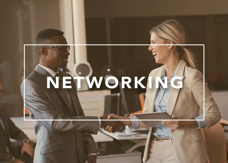networking your way to the top