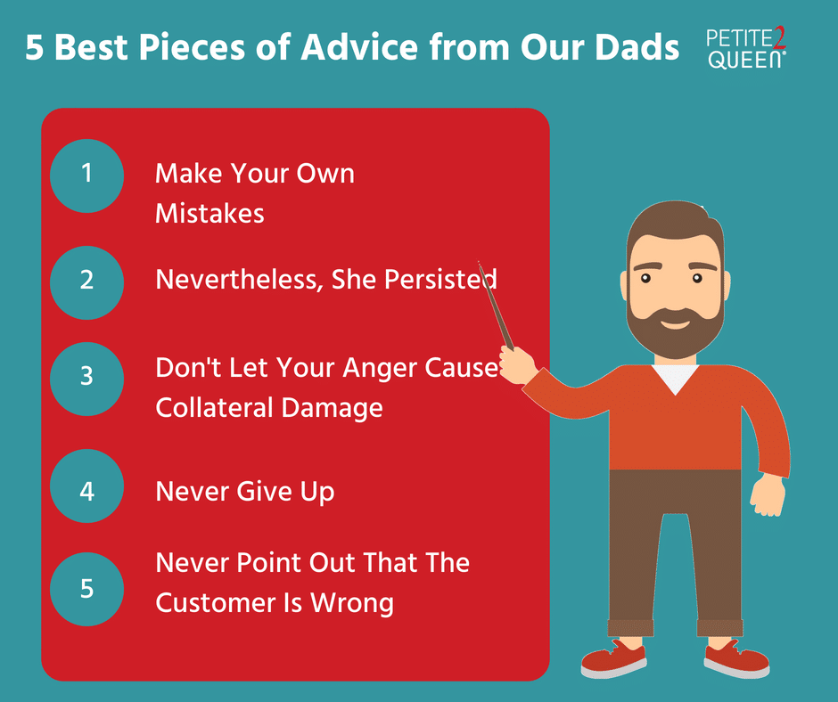 5 Best Pieces of Advice from Our Dads