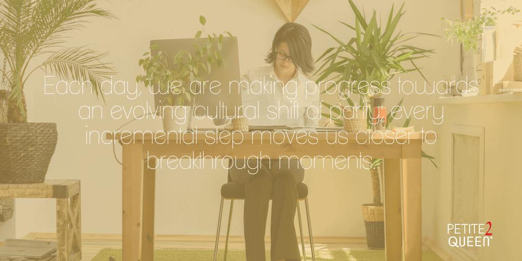 Closing Pay Gap - Breakthrough Moments