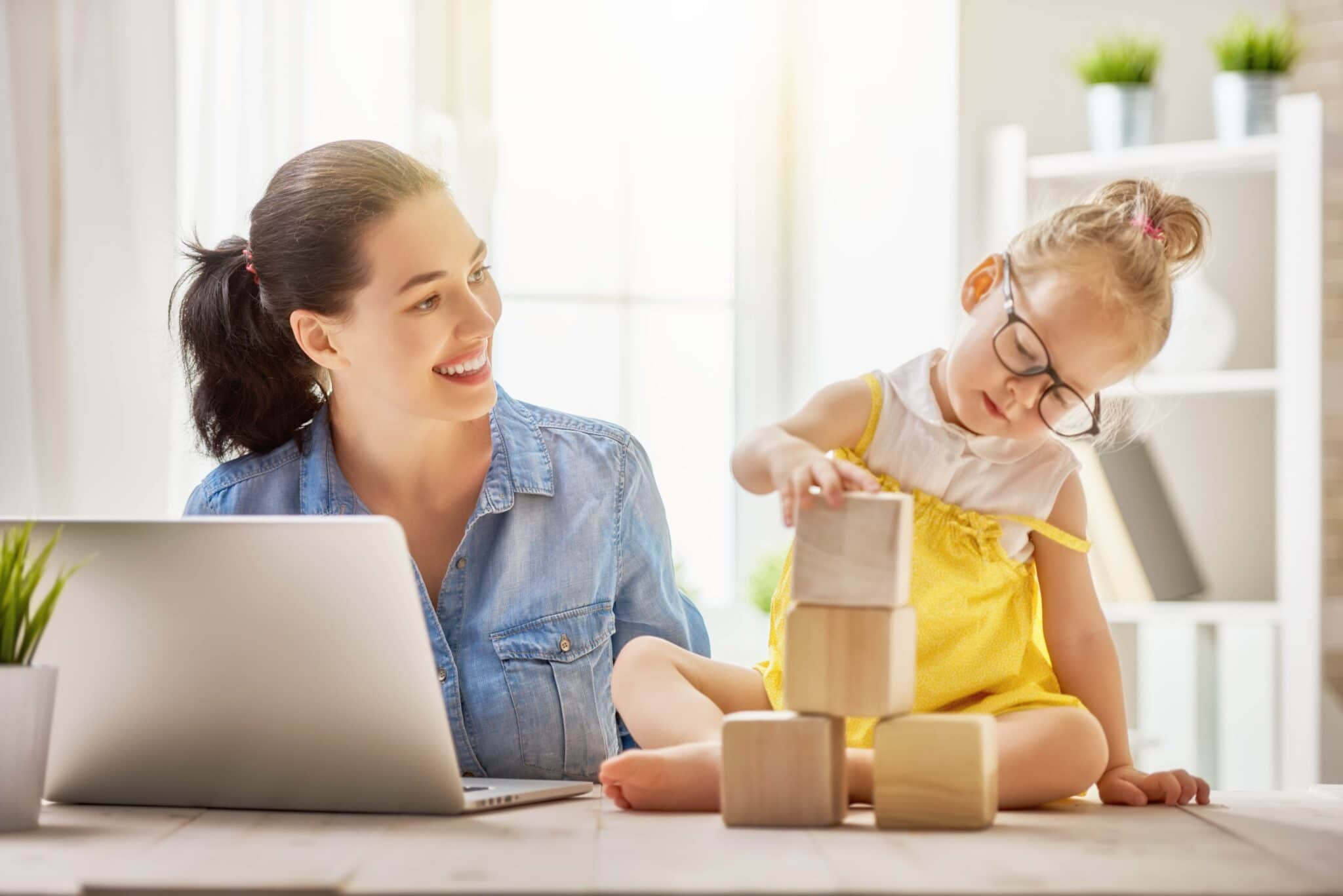 Working Moms – This is Your Greatest Edge to Thrive