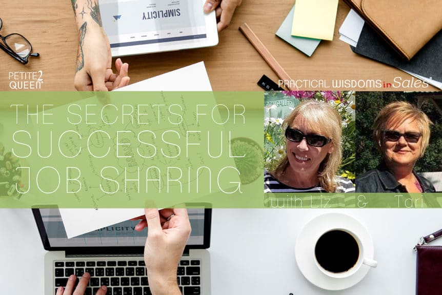 The Secrets for Successful Job Sharing in Sales