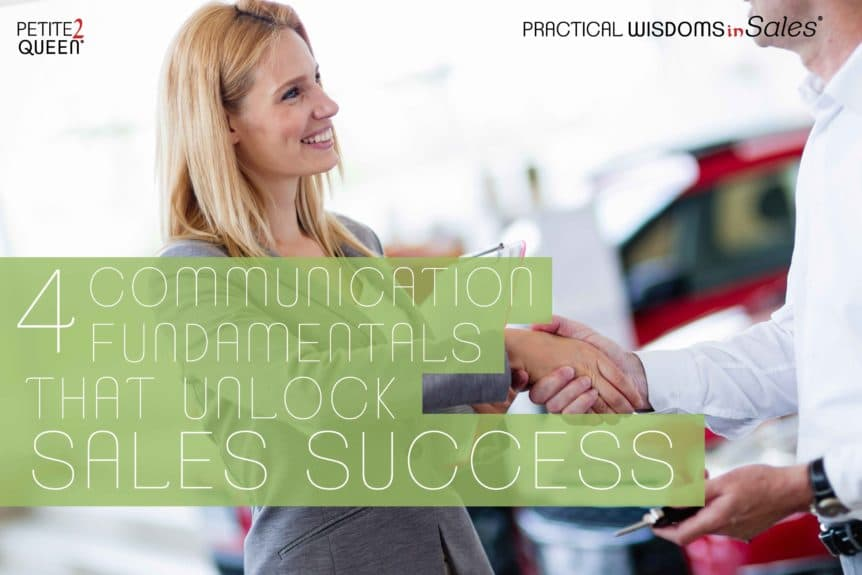 4 Communication Fundamentals that Unlock Sales Success