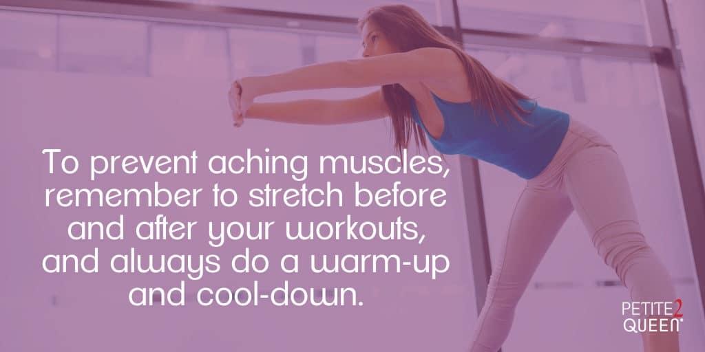 Blog - Fitness & Self-Care - Stretch