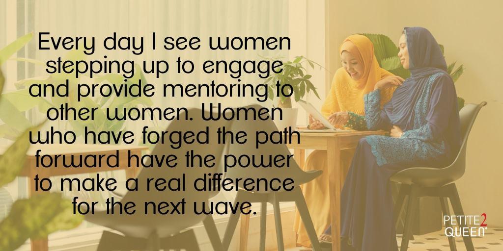 Ask Lynn - Women Mentoring Women