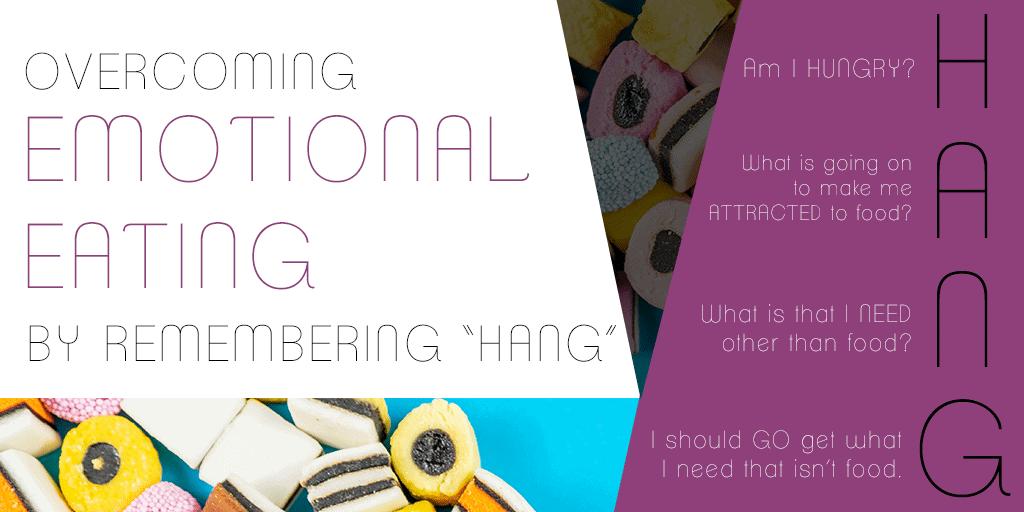 Overcome Emotional Eating - HANG