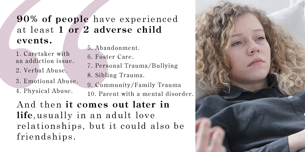 Riana Milne - adverse child trauma