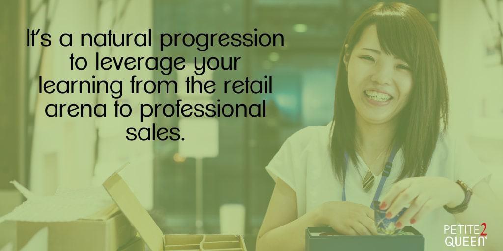Ask Lynn - Retail to Sales