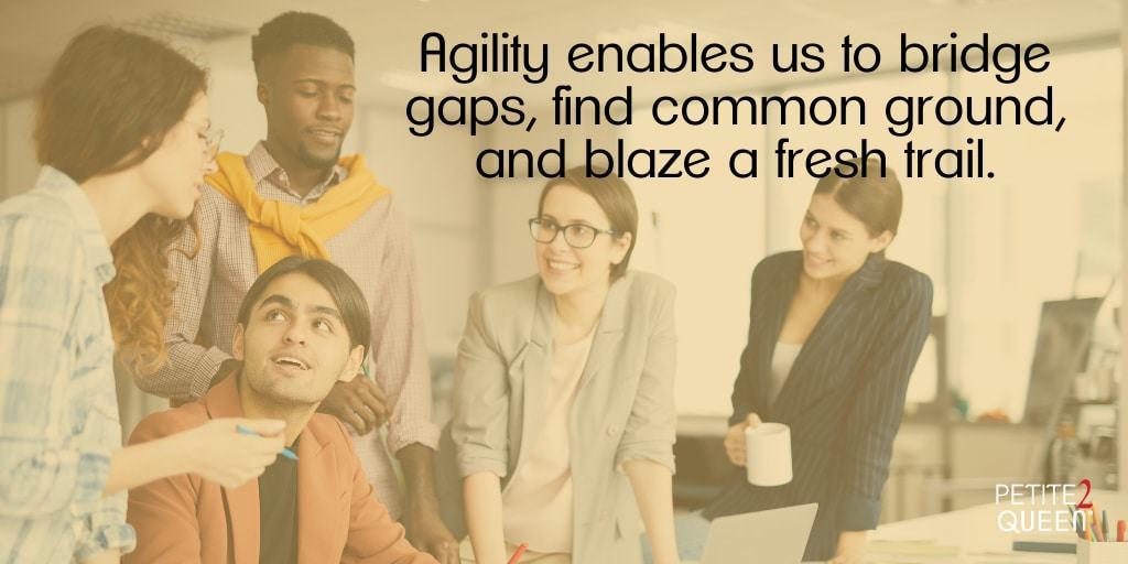 Blog - 3 Practical Skills - Agility
