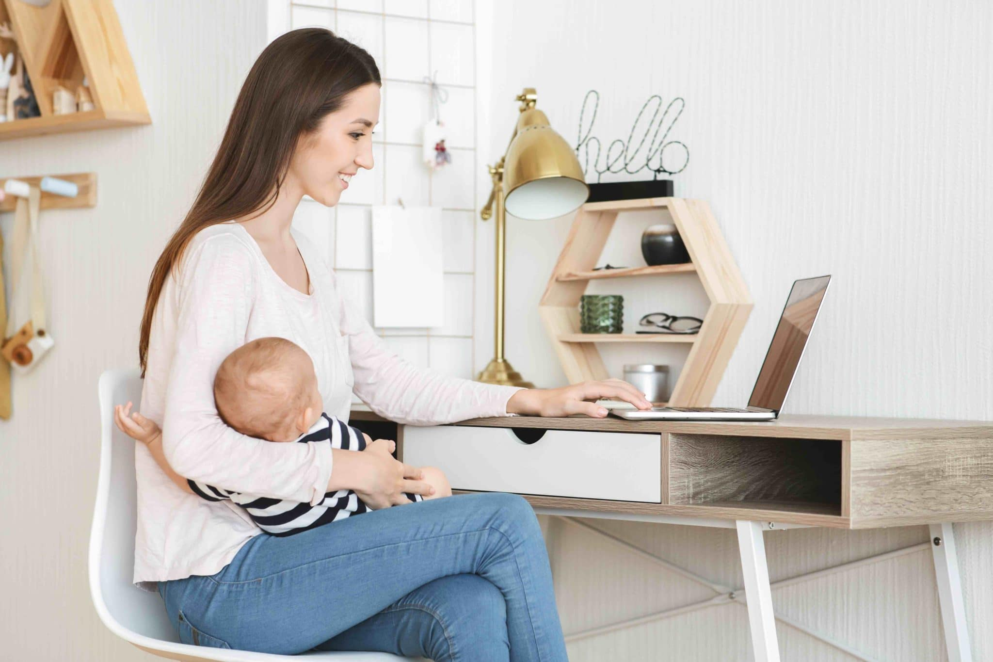 How to Deflect the Doubled-Edged Sword as a Working Mom