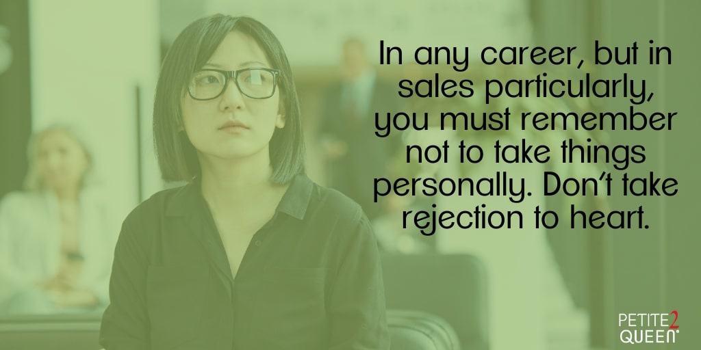Blog - Sales Rejection & Self-Esteem