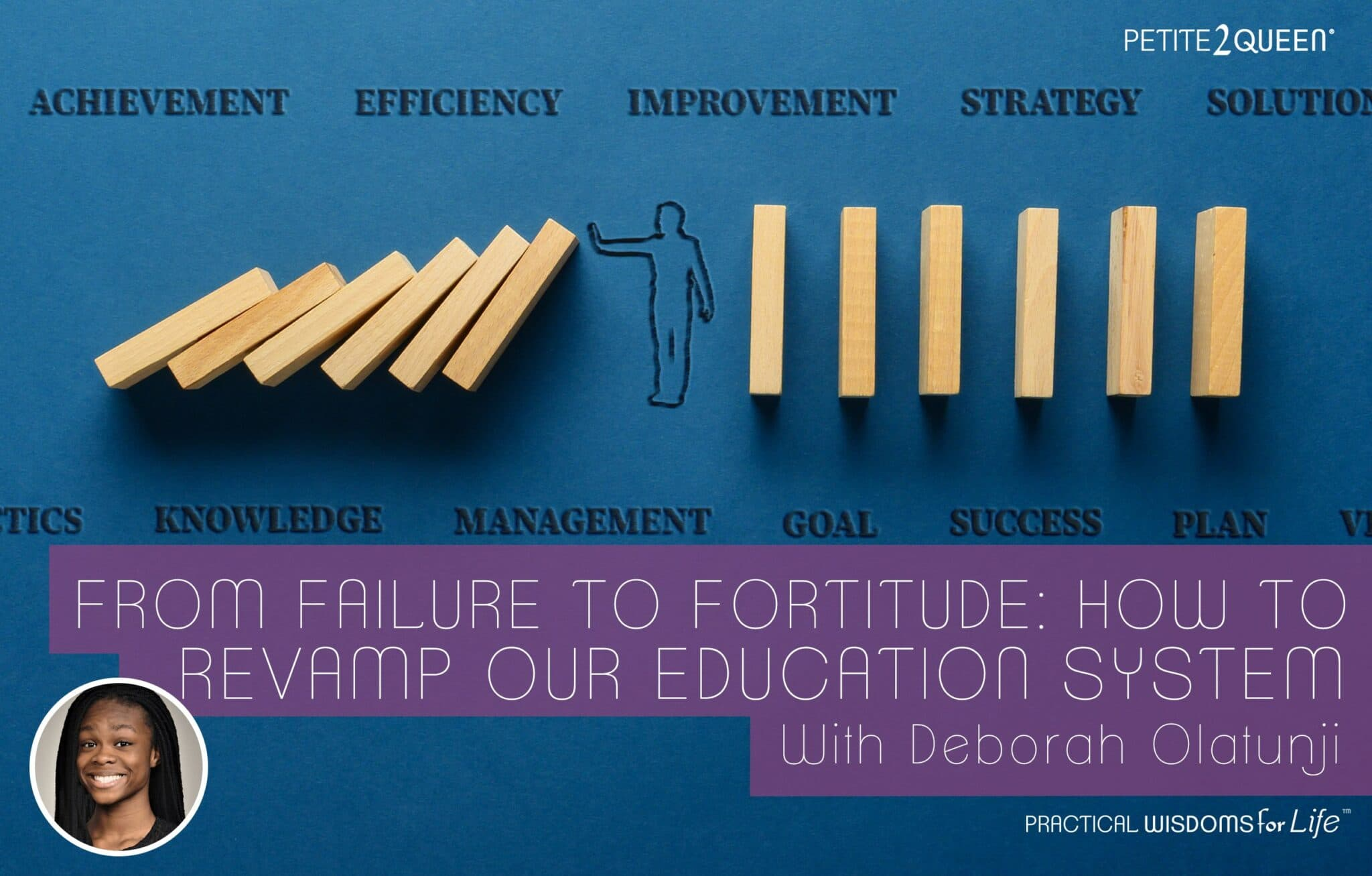 From Failure to Fortitude: How to Revamp Our Education System