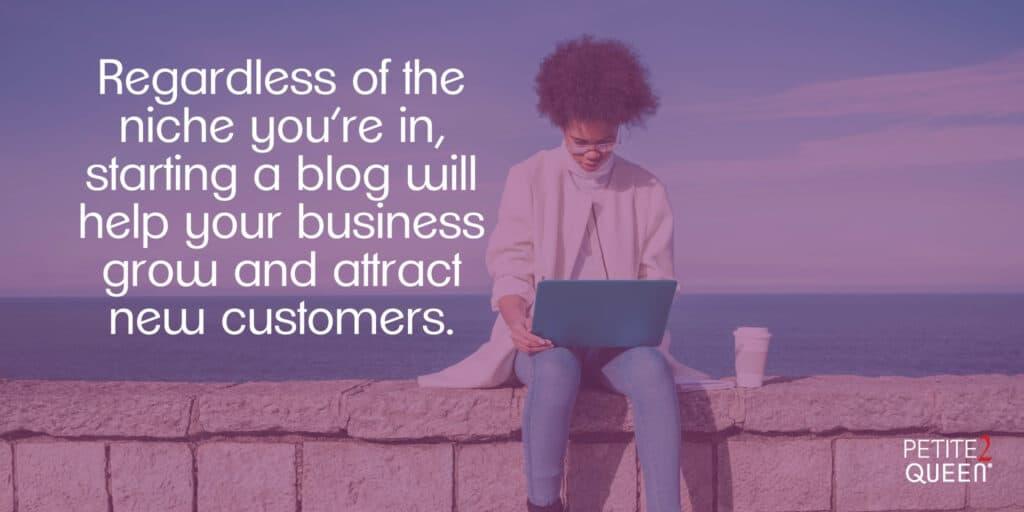 Blog - Start a New Blog