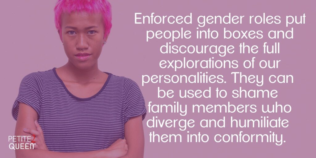Blog - Gender Expression - Conformity