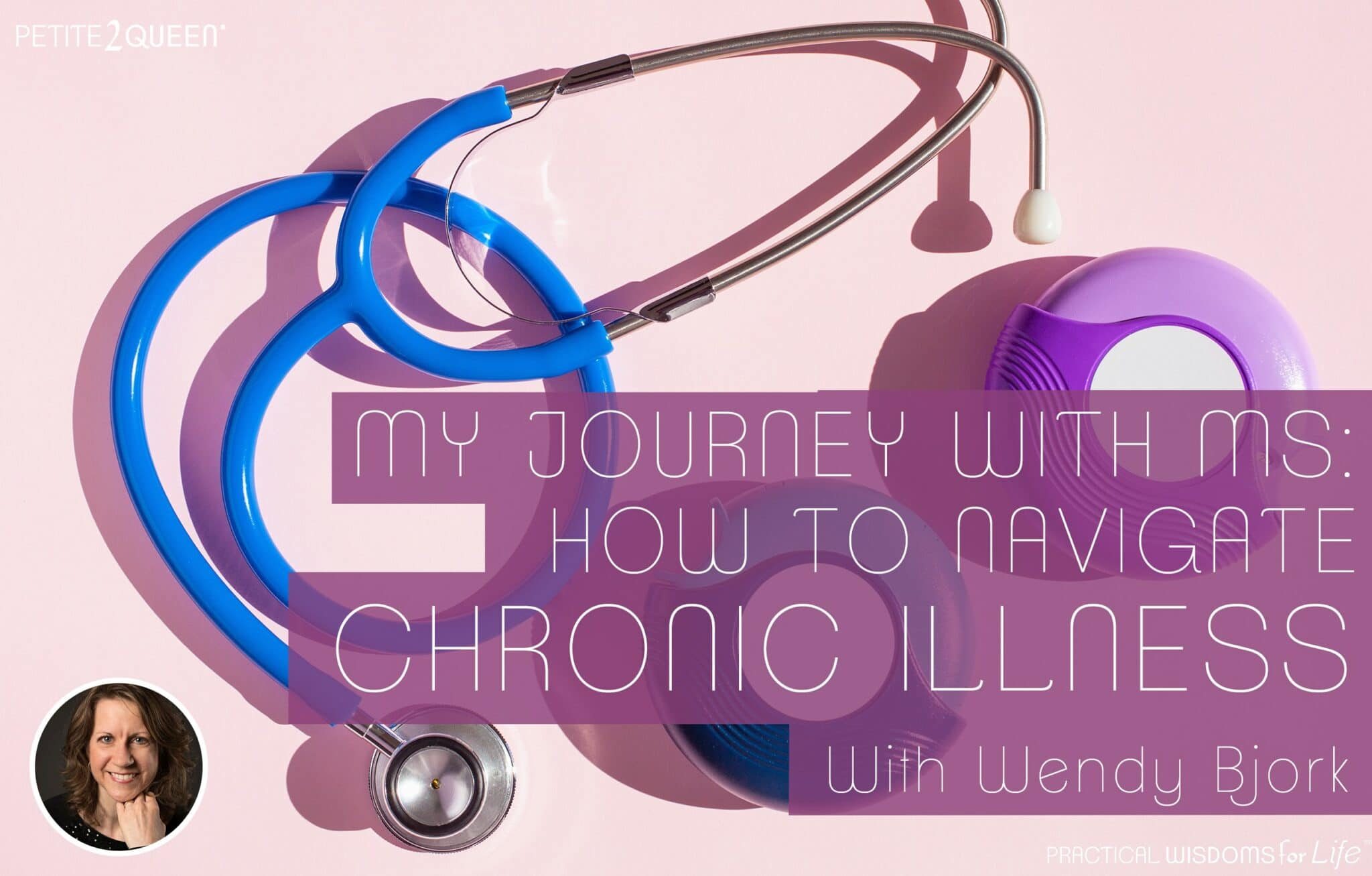 My Journey with MS: How to Navigate a Chronic Illness
