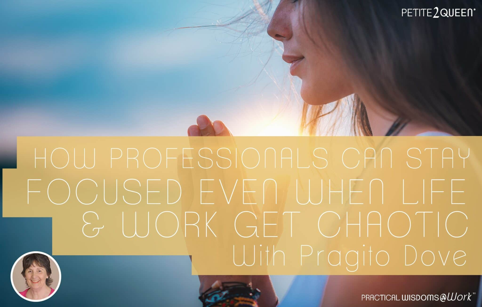 How Professionals Can Stay Focused Even When Work and Life Get Chaotic