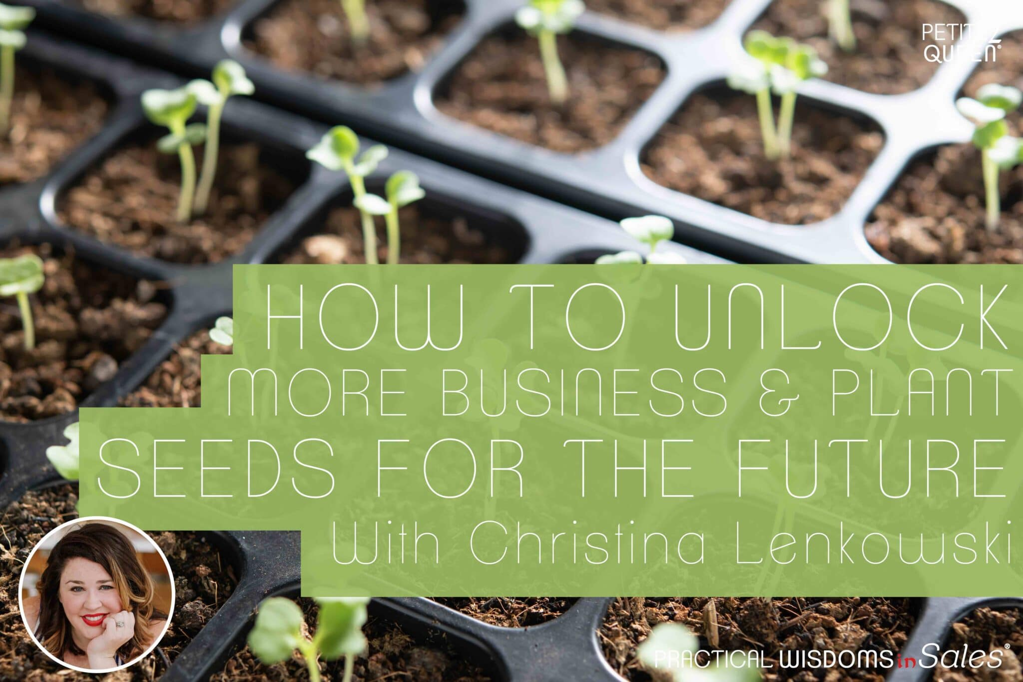 How to Unlock More Business & Plant Seeds for the Future