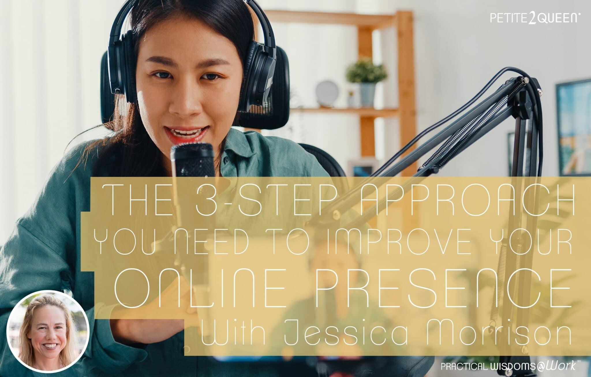 The 3-Step Approach You Need to Improve Your Online Presence